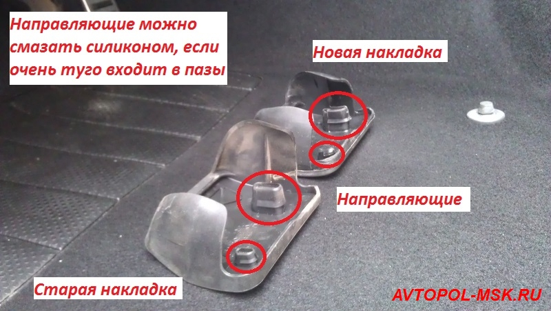 Foot Rest Pedals -4